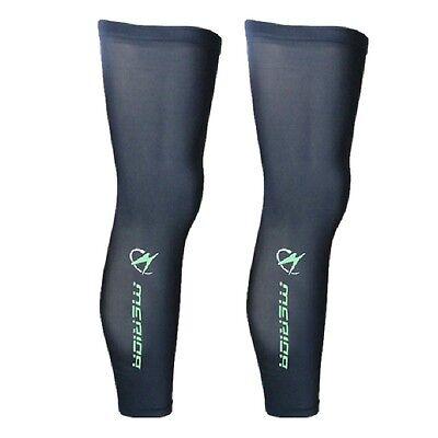 Cycling Bicycle Leg Warmers Running Sports Tights Leg Sleeves Covers Anti-UV