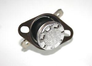 KSD301 INTERRUTTORE TERMICO 60°C normalmente aperto switch termostato sensore