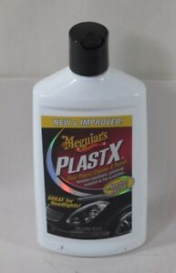 Meguiars-G12310-PlastX-Clear-Plastic-Cleaner-amp-Polish-10oz-New-and-Improved