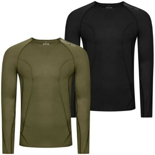 Hombre Skins DNAmic Sport Recovery Camiseta