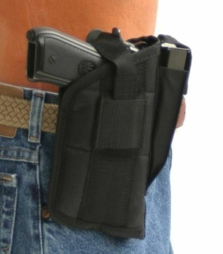 GUN HOLSTER FOR GLOCK 20,21 WITH TACTICAL FLASHLIGHT or LASER LIGHT COMBO