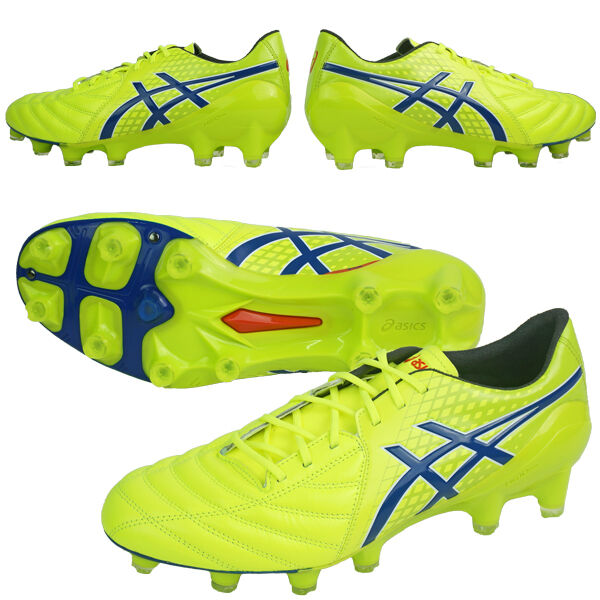 ASICS soccer spikes MENACE 2 LE/TS1420 Gelb japan import(Choose Größe)