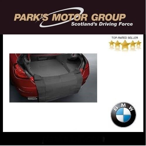 51472407204 Trunk Loading Edge Genuine BMW Boot Sill Protector Mat