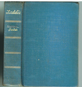 Laddie-A-True-Blue-Story-by-Gene-Porter-1913-1st-Ed-Vintage-Book