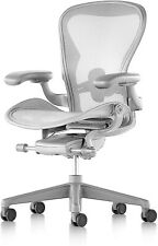 Herman Miller Aeron Chair Fully Loaded Fully Adjustable Arm Remastered