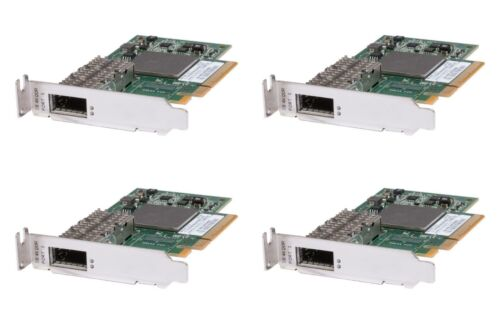 4 x QLOGIC QLE7340 40Gbps QDR InfiniBand PCI Express PCI-E Adapters IB6410401-04