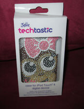 Justice crystalized monkey ipod  touch 4 case