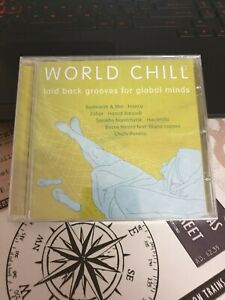 Various Artists - World Chill, Vol. 2 (Laid-Back Grooves for Global Minds, 2001)