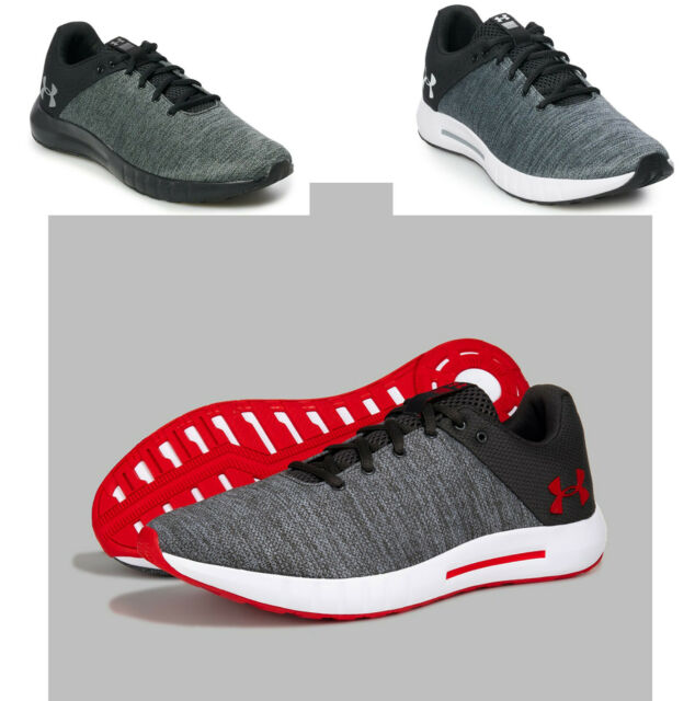 hot sale online 92ca1 7e81d Under Armour MICRO G Pursuit Twist Mens Running Shoes Mens Sneakers NEW