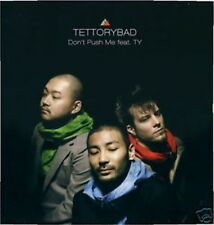 "Tettorybad Don 't Push Me feat TY 6 Track 12"" LP NUOVO"