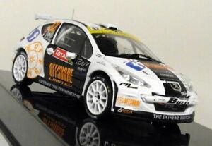 Ixo-1-43-Scale-RAM546-Peugeot-207-S2000-Monte-Carlo-Rally-2013-Diecast-model-car