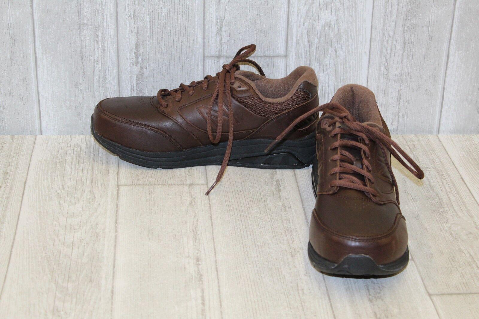 Zapatos para caminar, New Balance 928v2 para hombres E, Marrón