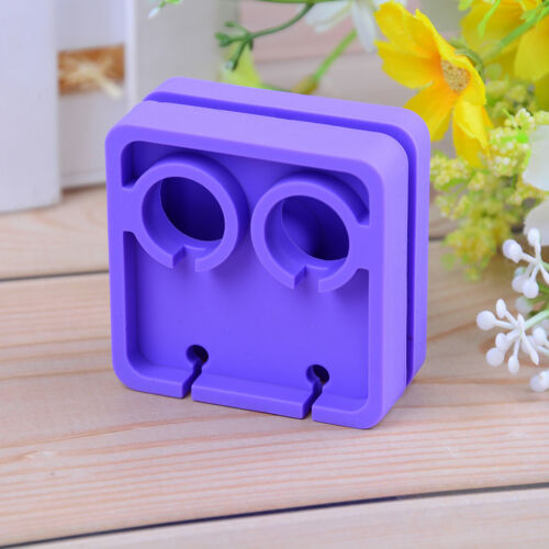 Earphone cable winder silicone tidy headphone line cord holder wire organizer