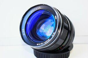 RARE MC MIR-24M 35mm f/2 Wide Angle Soviet Flektogon SLR lens M42 Full Frame