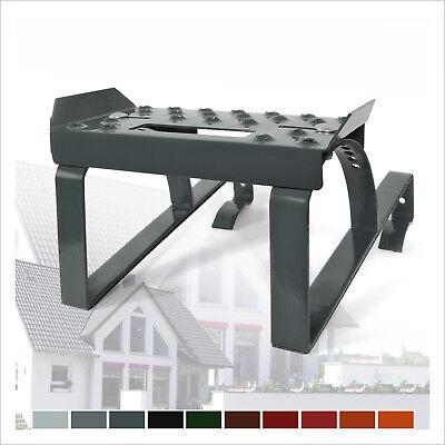 Fürs Dach Suche Nach FlüGen Dachtritt Einzeltritt Steigtritt Breit Einstellbar 25cm Komplett Tritt Anthrazit Baustoffe & Holz