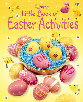 1 of 1 - Little Book of Easter Activities (Usborne Little Books) (Usborne Activities), Fi
