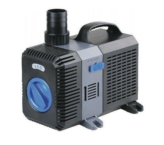 AquaOne CTP 3800 Aquarium Teichpumpe 20W Eco Motor 3600 l h Förderpumpe Pumpe