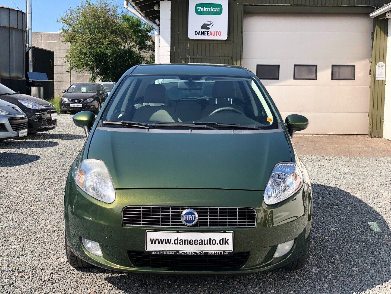 Fiat Punto 1,2 Dynamic 5d