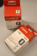 (PRL) CANON 9 CLEAR PGI-9 CARTUCCIA INCHIOSTRO INK CARTRIDGE PGR PIXMA MX7600