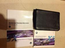 07 12 bmw e70 x5 owners manual book case oem 01492359744 ebay rh ebay com 2001 bmw x5 3.0i owners manual 2001 bmw x5 3.0i owners manual