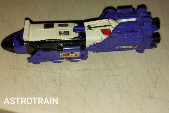 Vintage Transformers Astromech Triple Changers