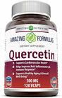 Flavonoids Nutrition Formulas Quercetin 500 MG 120 Vcaps