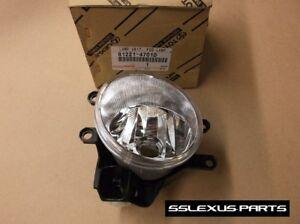 Lexus IS250 IS350 IS200T LAMP OEM Genuine RH Side LED FOG LIGHT 2015-2017