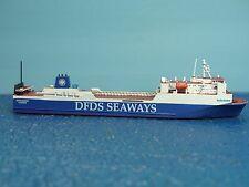 "RHENANIA JUNIOR Schiff 1:1250 NL. RORO-Fährschiff "" SCOTIA SEAWAYS "" RHE J 291 A"