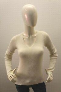 Maglione-ARMANI-JEANS-Donna-Sweater-Maglietta-Pull-Pullover-Woman-Taglia-Size-42