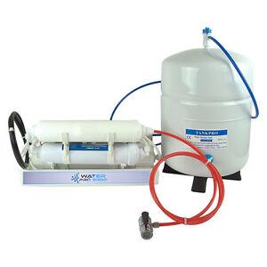 Ph Alkaline Portable Counter Top Reverse Osmosis Drinking