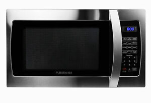 Farberware Professional 1 3 Cu Ft 1000 Watt Microwave