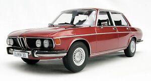 NUOVO-1-18-KK-modelli-in-scala-1971-BMW-3-0-S-E3-serie-LHD-4-door-Saloon