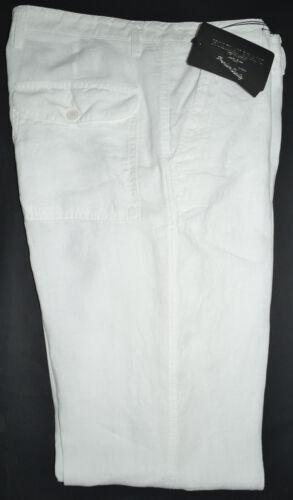 Pants 52 100 Lin Man 48 46 Blanc 54 50 Taille Holiday Fashion nqEUxR660
