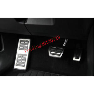 Car Foot Rest Pedal Foot Fuel Brake AT pedal for LHD Audi Q2 2018 2019