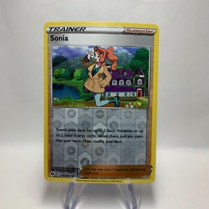 65//73 Sonia Uncommon Reverse Holo Near Mint Champion/'/'s Path Reverse