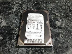 IBM 400GB 7200 RPM SATA HDD IN CARRIER 39M4575 39M4574 39M0178 9BA385-176