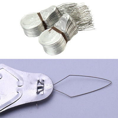 Bow Wire Needle Threader Stitch Insertion Craft Tool Machine Sewing O2O2