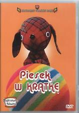 Piesek w kratke (DVD) bajki dla dzieci POLISH POLSKI