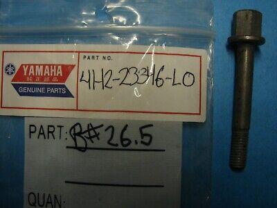 1981 YAMAHA YZ125 YZ 125 HEX BOLT FRONT FORK TRIPLE CLAMP NOS OEM 4V2-23346-L0