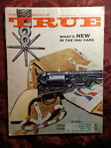 TRUE-November-1960-Old-West-Guns-Gene-Caesar-John-Hays-Hammond-Bill-Hartack