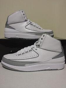 sale retailer 86326 1ca27 Image is loading Nike-Air-Jordan-Retro-2-II-25th-Anniversary-