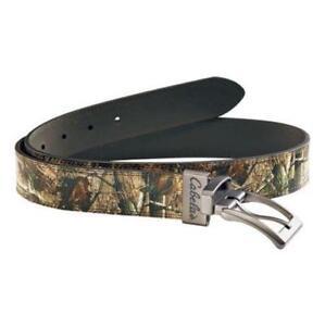 Cabela-039-s-Scent-Free-Camo-RealTree-Xtra-Reversible-Belt-Men-Size-XL-42-44-SA