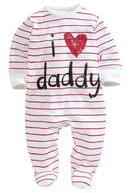 Baby Boy Girls Kids Newborn Infant Romper Hat Bodysuit Outfit Clothing Set