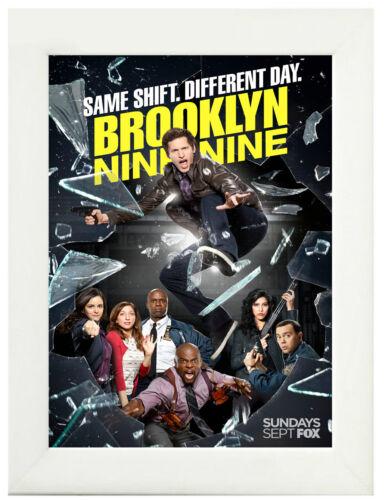 A3 A4 Sizes Brooklyn Nine-Nine TV Show Poster or Canvas Art Print