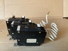 100/% Tested. Westinghouse QBGF1020 15 Amp Bolt On GFCI Quicklag Circuit Breaker