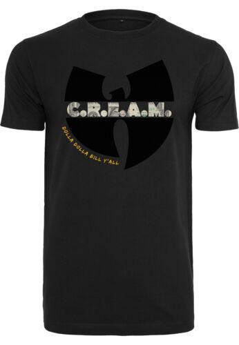 Wu Wear T-Shirt Wu Tang Clan ODB Method Man Raekwon Hip Hop Rap Gangster