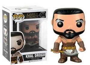 Funko Pop Game of Thrones™ Khal Drogo Vinyl Figure Item #3013