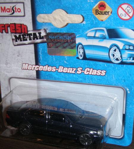 BMW Porsche VW B MAISTO Fresh Metal Modellauto Auto PKW 1:60 Spielzeugauto z