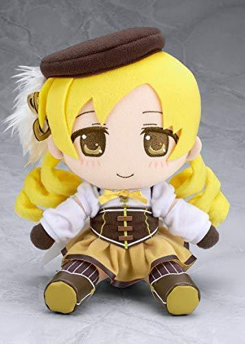 Gift Madoka Mageka Plush Doll Stuffed toy Tomoe Mami w// Tracking NEW