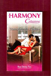 TRAVESTIMENTO-D-039-AMORE-ROZ-DENNY-FOX-HARMONY-COLLEZIONE-N-2133-2006